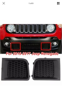 2017 Jeep Renegade grill insert  Charlotte