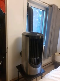 Sunbeam portable air conditioner