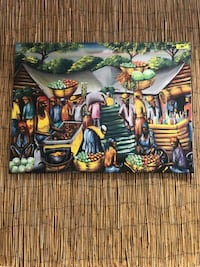 Carribean painting  negotiable  Montreal, H4E 1G3