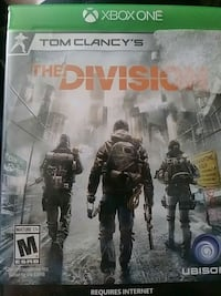 Xbox One The Division game case Cincinnati, 45205