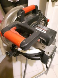 red and black miter saw Montréal, H1N 1X2