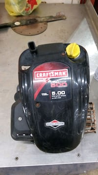 """5hp B&S 7/8 shaft. 1""""5/16 long.  Pressure washer o Sussex County"""