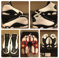 Retro 13 (HE GOT GAME) Size 12 2013 Joliet, 60435