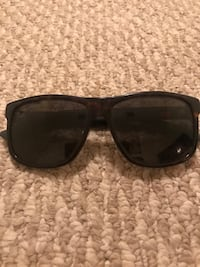 Gucci Polarized Sunglasses Authentic Dark Brown /OBO