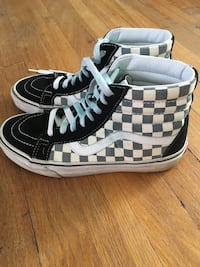 VANS Sk8-hi high tops (men's 6/women's 7.5) Tuscaloosa, 35401