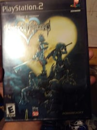 playstation 2 kingdom hearts game Brentwood, 11717