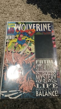 Wolverine #75 with hologram cover  Toronto, M1L 4L3
