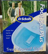 NEW Dr Scholl's Foot Spa Plus Frenchtown, 08825