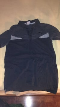 black Puma polo shirt Windsor, N8W