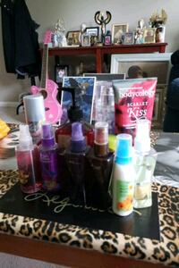 Lot of lotions/sprays Millersville, 21108