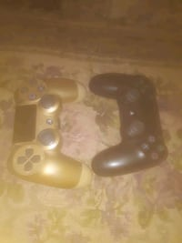 Black gold ps4 controllers