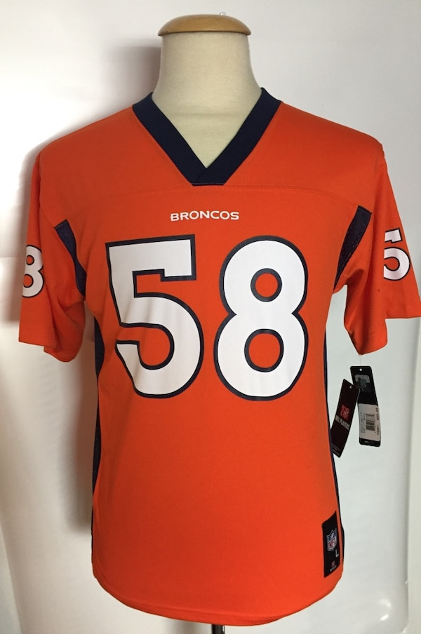 los angeles 79be3 154e8 Denver Broncos YOUTH Jersey