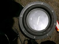 Rockford fosgate 10 inch punch subwoofer Las Vegas, 89128