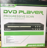 Brand new DVD player Laurel