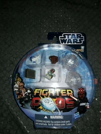 Star wars toy new in box fighter pods