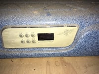 6-8 person Hot Tub with Cover SILVERSPRING