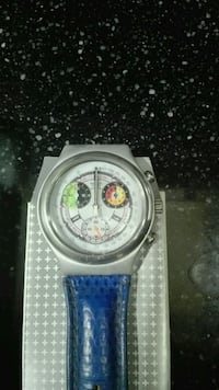 SWATCH irony chrono aluminium 1996 Bra, 12042