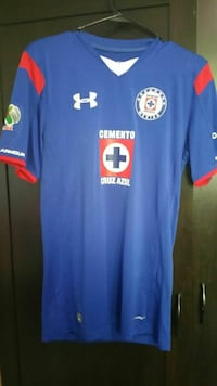 Used Cruz azul soccer jersey for sale in Port St. Lucie - letgo 51e855be6