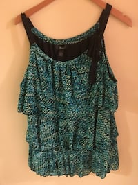 Style & Company Blouse size 1X Maple Grove, 55369