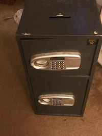 black and gray Sentry Safe safety vault Brunswick, 21716