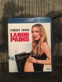 'Labor Pains' Blu-Ray DVD Toronto, M3H 3N7