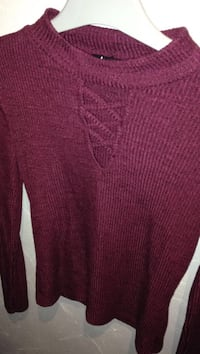pull marron Paris, 75001