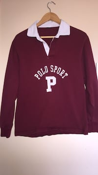 Vintage Polo Sport long sleeve - Men's M Ajax, L1T 2E4