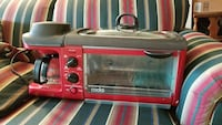 Toaster oven 3-in-one