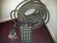 Python Cable with panel board. Toronto, M1B 2L3