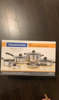 Cookware Set 9pc