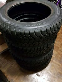 Goodyear winter tires 185 60R15 Vaughan, L4J 3M8