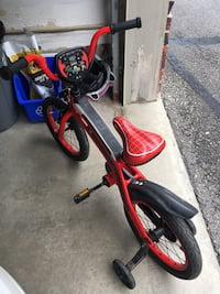 Kids Ferrari bike Mississauga, L4X 2S5