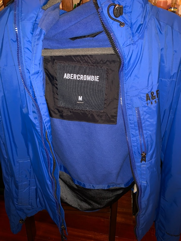 Abercrombie and Fitch Jacket 87b1c967-eb1a-403a-a7c3-64d761cfa3a6