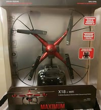 Outdoor Drone with Streaming Video  3150 km