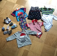 6-9 month baby clothing  Derwood, 20855