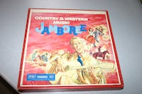 Country & Western Music Jamboree Record Collection Châteauguay