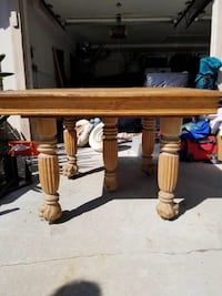 Antique claw foot early 20th century table Yorba Linda, 92886