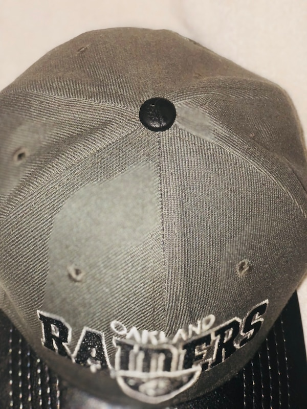 4e9581d6 Used OAKLAND RAIDERS (SNAPBACK) for sale in Inglewood - letgo