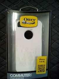 OTTER BOX WHITE FOR IPHONE 5/5S CASE Montreal East