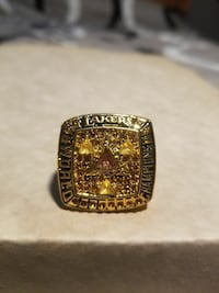 Kobe Lakers Replica NBA Championship Ring  Keswick, L4P