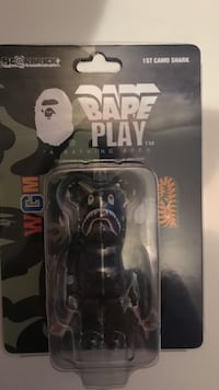 Bape play camo hai pack