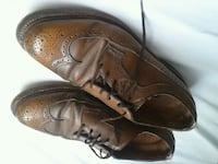 pair of brown leather dress shoes Phoenix, 85019