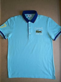 Polo bi-color Lacoste 1927 taille S 6184 km