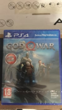 God of War PS4 Türkçe Altyazılı