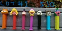 Pez dispensers, collectible, lots Lapeer, 48446