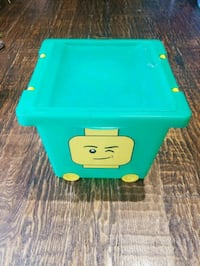Lego Rolling Storage Case Flower Mound