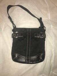 Black coach shoulder bag, like new/great condition Fairfax, 22031
