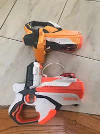 Laser tag gun for iPhone 4/4s ,iPods  Mississauga, L4T 1E3