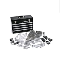 250 plus husky tool set plus tool box