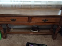 All wood sofa table Copperas Cove, 76522